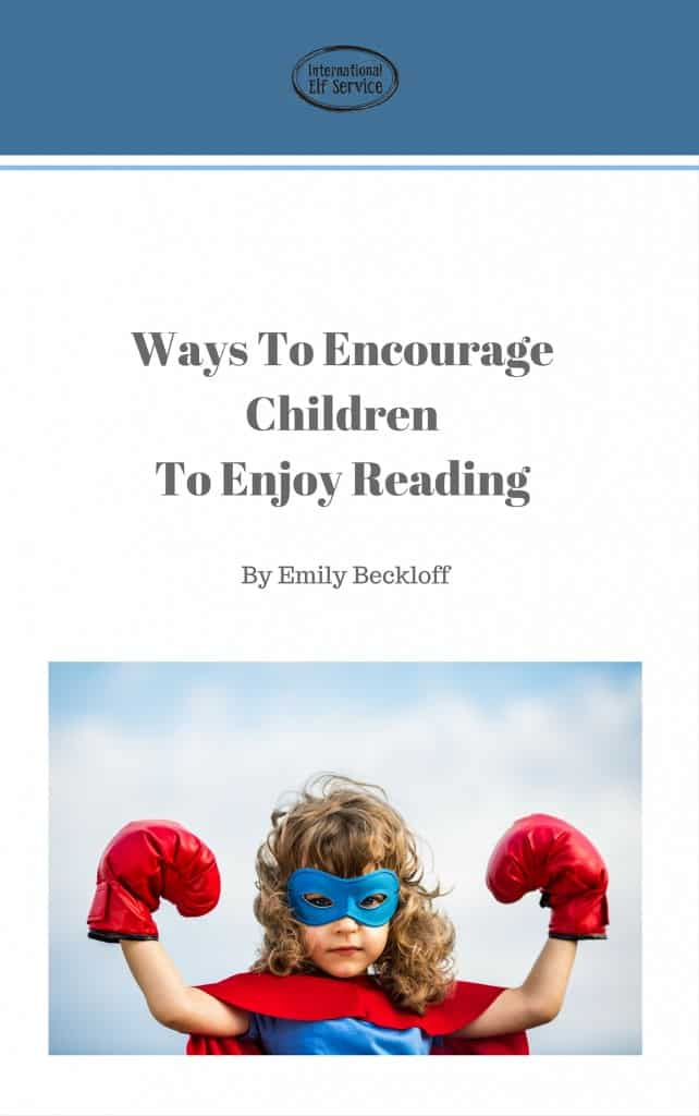 FREE eBook with ways to encourage children to enter the world of 'bookwormery' and enjoy curling up with a good book.