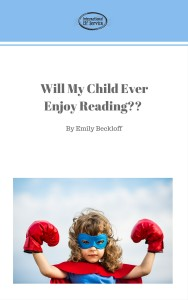 Will My Child Ever Enjoy Reading?? FREE eBook from the International Elf™
