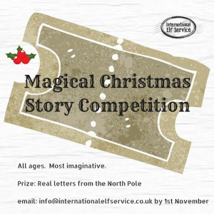 Magical Christmas Story Competition!
