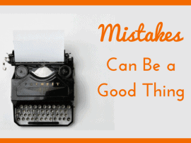 Helping Our Daughter to Embrace Her Creative Mistakes