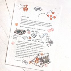 Educational Christmas Activity Elf Letter Bundle for SCHOOLS from the International Elf Service. Perfect rainy day things to do!