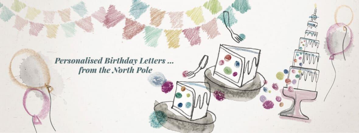 Personalised Birthday Letters - International Elf Service