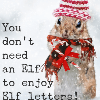 You don't need an Elf to enjoy Elf Letters - International Elf Service
